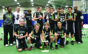 14U Summit YMCA BB Champs