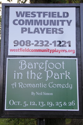Barefoot in the Park at WCP