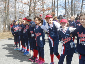 Berkeley Heights Is Ready To Play Ball -- Hundreds Turn Out For PAL Baseball Parade, photo 3