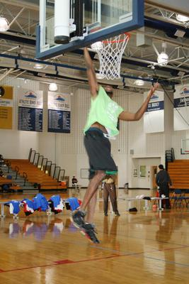 West Orange High School Hosts First Mixed-Gender Basketball Association Exhibition Tour Tryouts, photo 7