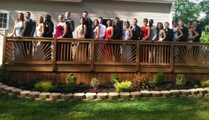 South Plainfield High School Seniors Step-out in Style for Prom, photo 15