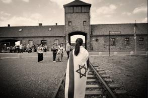 Jewish Identity teen photo on display at JCC