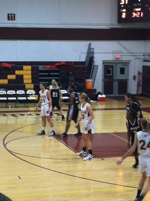 Dodger Girls Basketball Team Takes 3-2 Record into Friday Matchup vs. Roselle Park, photo 1
