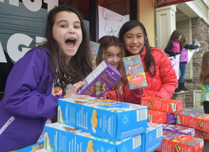 Girls Scouts Selling Cookies This Weekend and Next