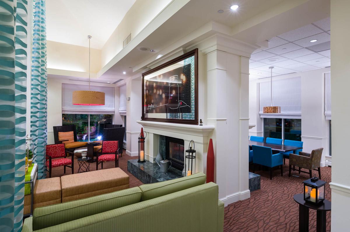 Hilton Garden Inn Of Edison Completes Renovations News Tapinto