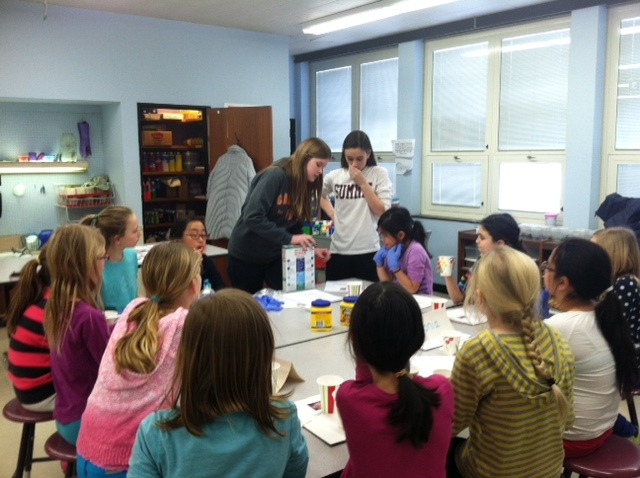 "Brayton Alumni, SEF Team Up to Create ""Supernovas"" Girls Science Program"