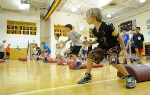 Tackling Player Safety: Heads Up Clinics Instruct Youth Football Players, photo 4