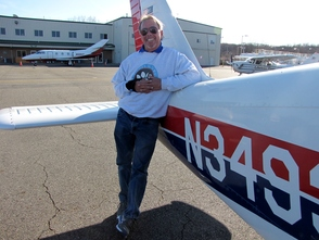 Pilots N Paws Vice President, Nick O'Connell