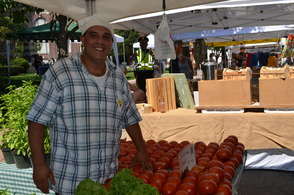 Madison's Farmers' Market, Free Pizza and More, photo 1