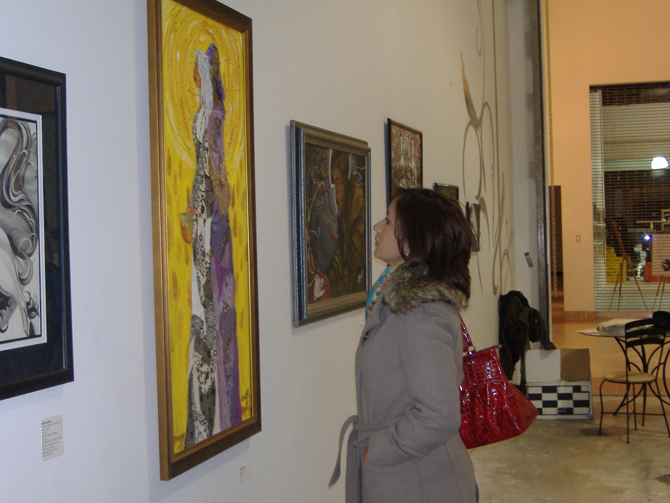 Homegrown Talent at Center City Galleries