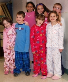 Kids Helping Kids with Pajamas and Prayers - News - TAPinto