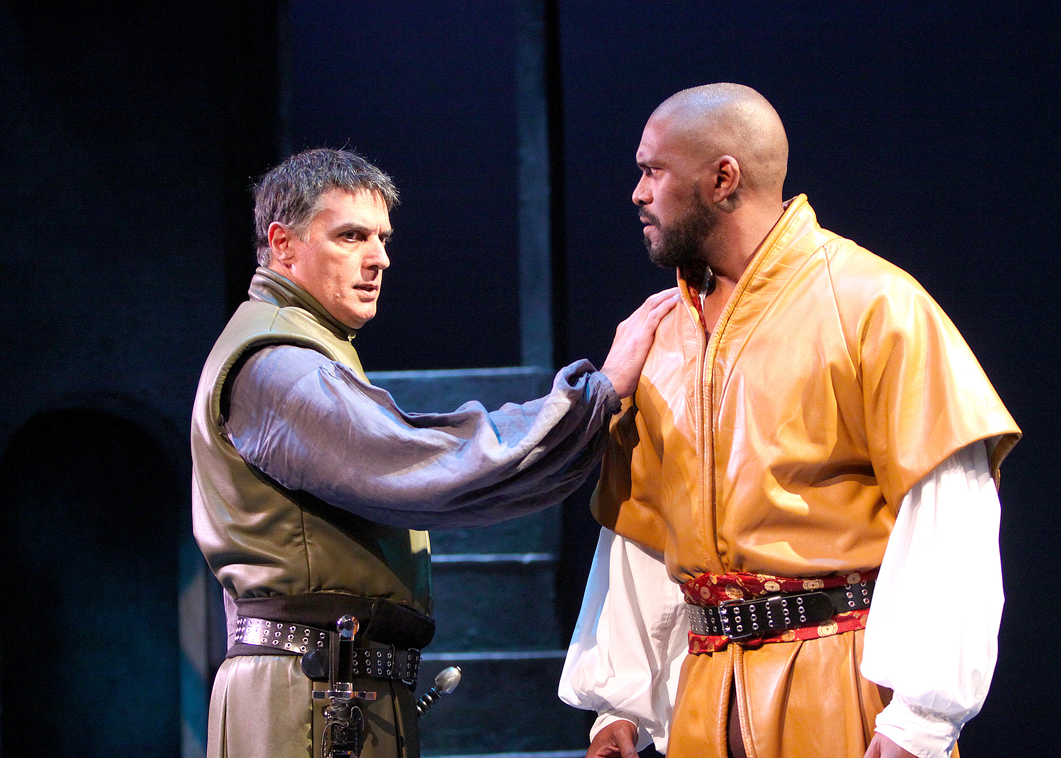 the fall of othello These productions tended to emphasize the nobility and love of othello and desdemona, and made their fall seem more tragic and ill-deserved taken from the norton shakespeare, introduction to othello by walter cohen.