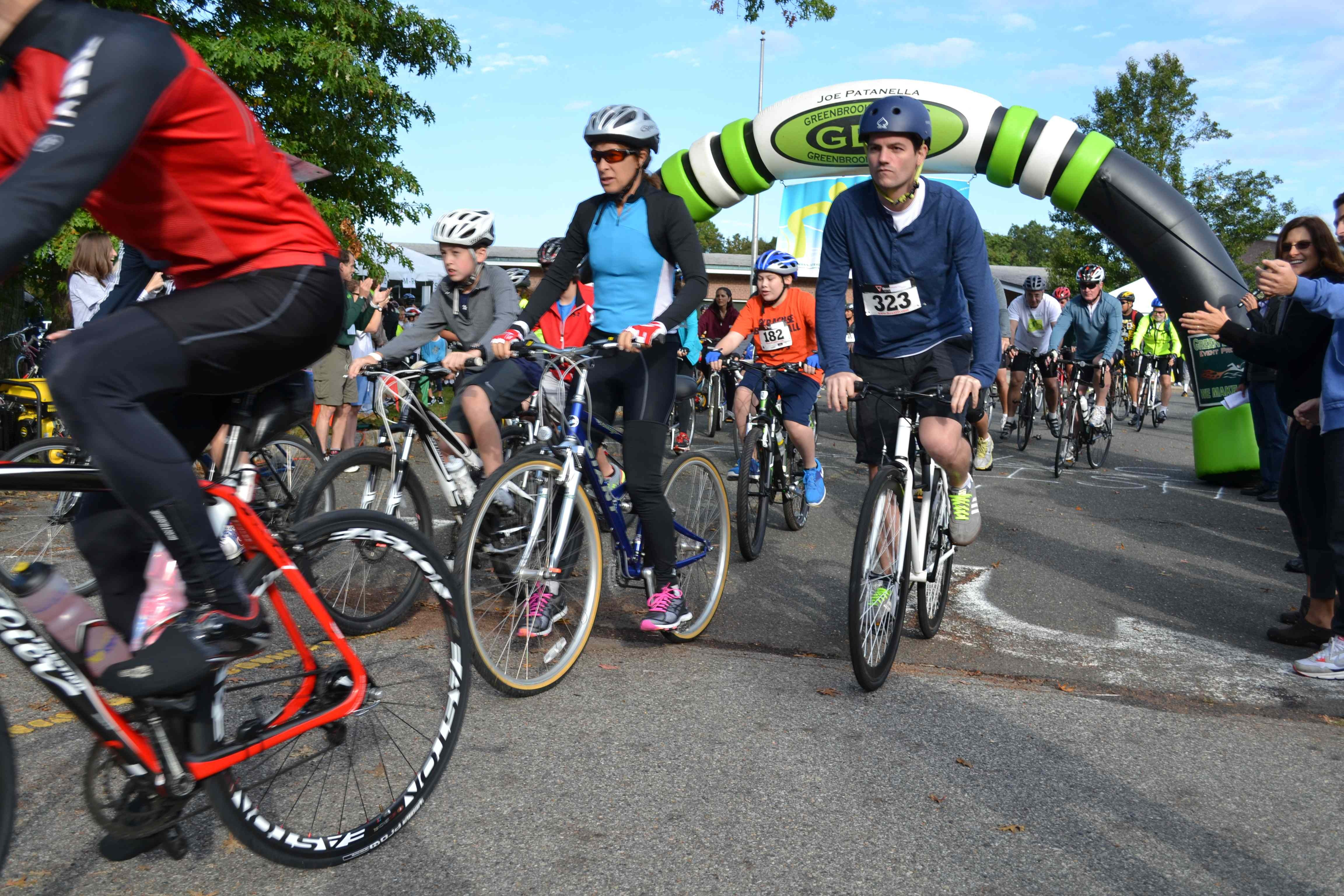 Riding For Hope:  5th Annual Jake's Ride for Dystonia Research Held in Millburn