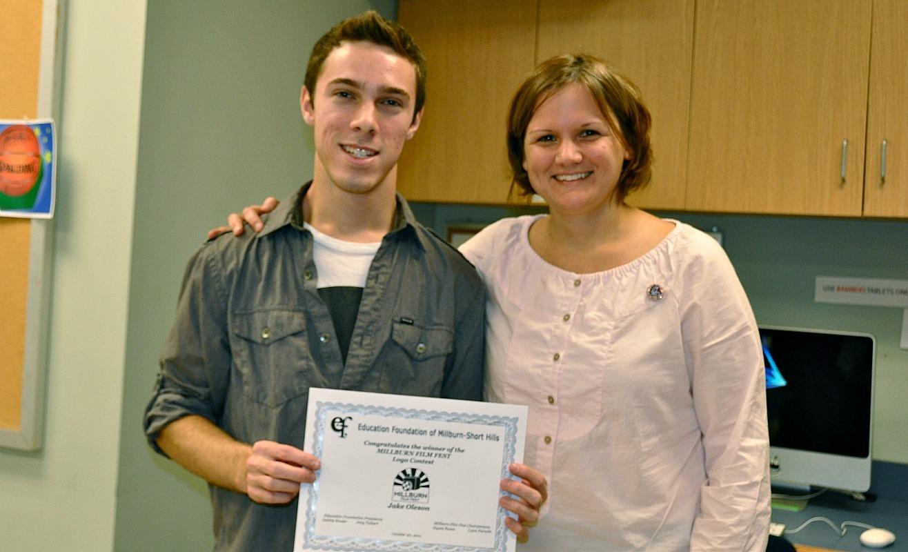 MHS Student Wins Film Fest Logo Contest