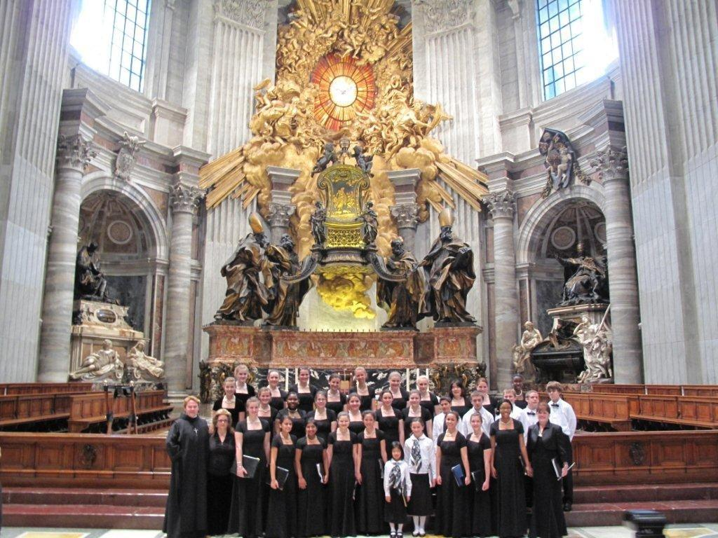 Continuo Arts Offers Choral Music Opportunity and European Travel