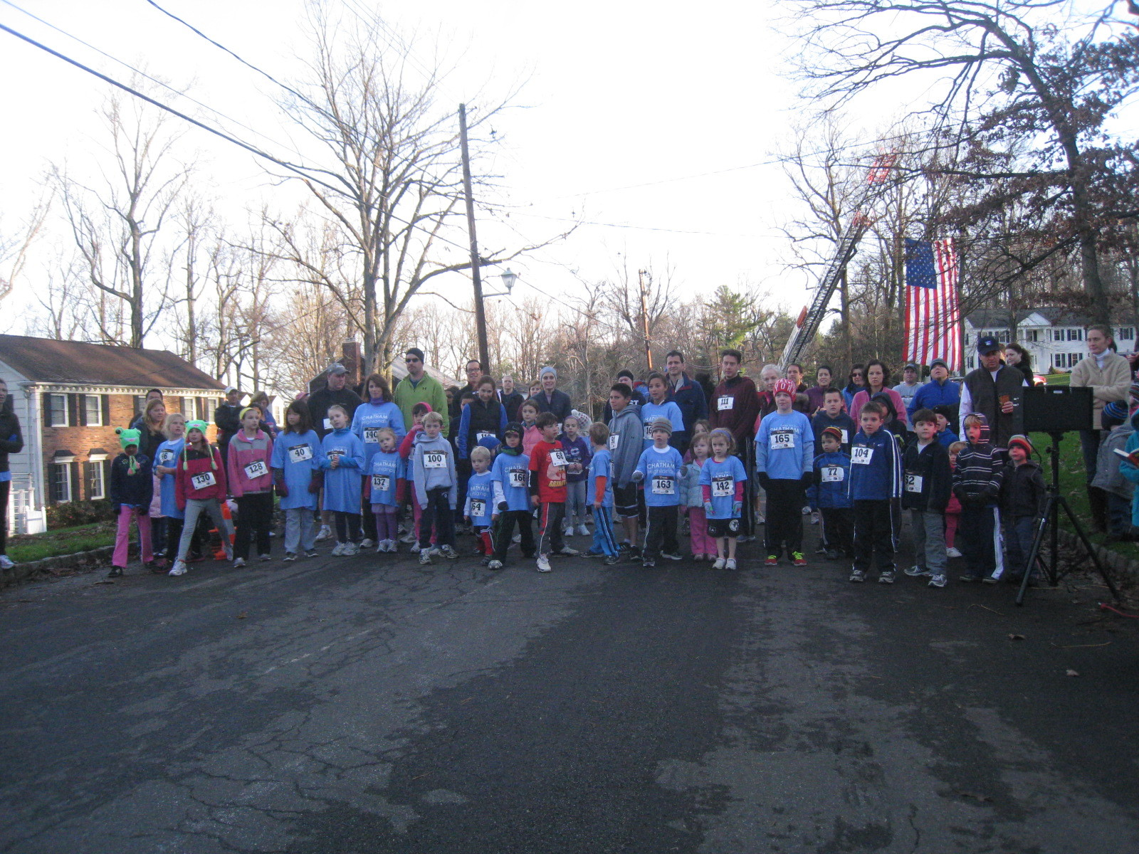 Third Annual Chatham Turkey Trot is the Biggest Ever