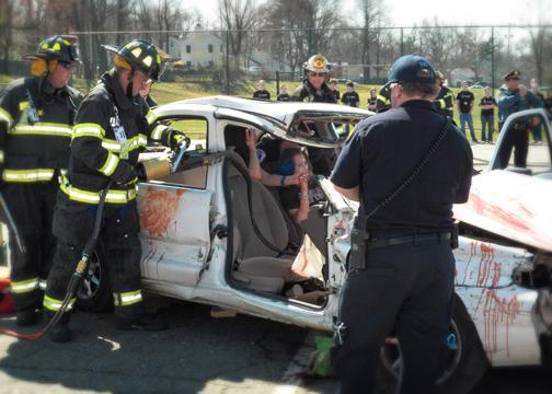 Woodstown Car Crash