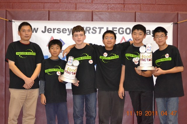 Livingston Robotics Club Teams Win Awards and State Championship Advancements in FIRST LEGO League and FIRST Tech Challenge Qualifiers