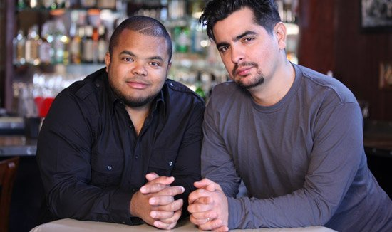 Roger Mooking Heating Up Cooking Channel with 'Man Fire Food'