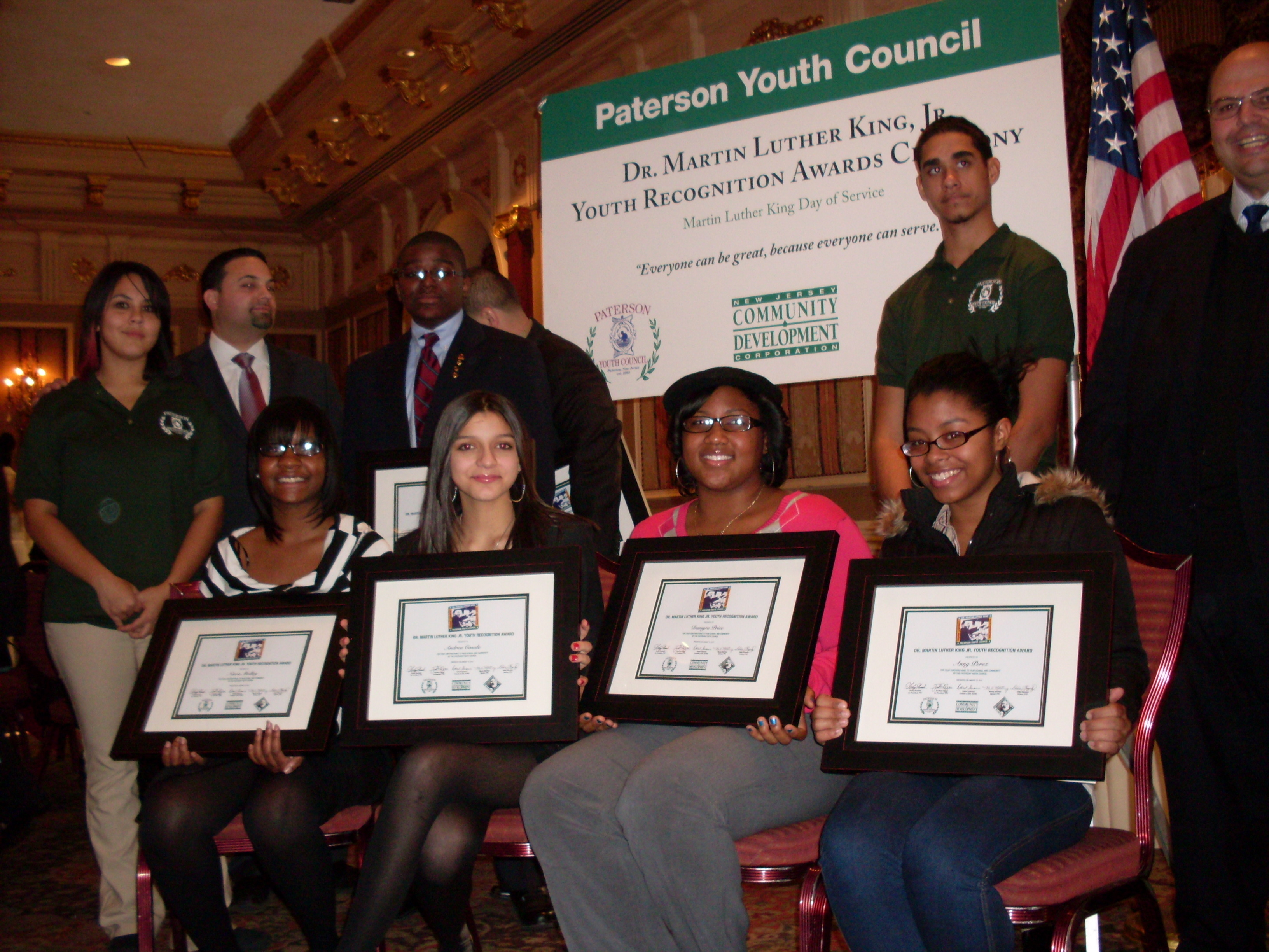 MLK Youth Awards: Seeds of Love Blossom in Paterson