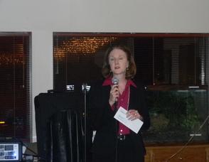 CSA President Carol Mohoney