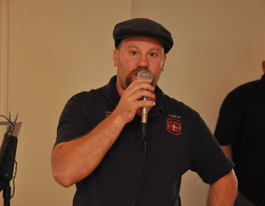Franklin Fire Chief Fred Babcock.