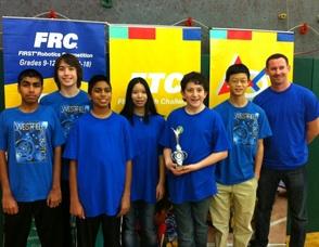 Westfield School Robotics Club Racks Up Multiple Awards, photo 1
