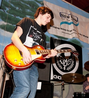 Kids Rock for New Eyes for the Needy