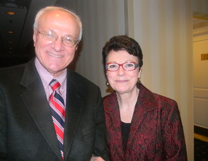 Patient Rosemary Tarasemko with her husband Anthony