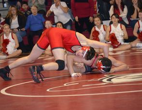 High Point Wrestling Wins Fourth Match In A Row, photo 3