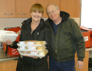 Meals on Wheels Teams Go Above and Beyond, photo 1
