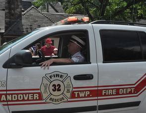 Andover Township Fire Department.