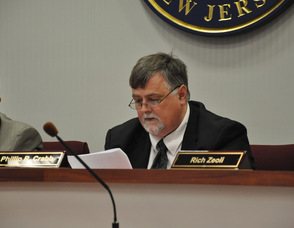 Freeholder Director Phil Crabb discusses the Homestead decision.