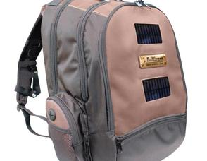 J. Bullivant Urban Survival Gear Solar Power Backpack
