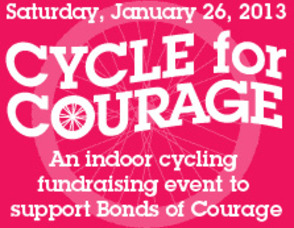 Get out of the cold and get moving this Saturday, January 26; Participate in Cycle for Courage at the Summit YMCA!., photo 1