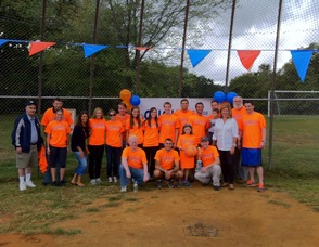 Keith's Kickball Game: The Rematch! a Success, photo 2