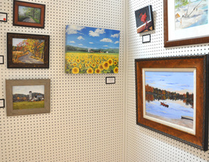 Some Sussex County scenes by Liza J. Smith-Simpson.