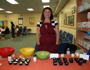 Jackie Mittelhammer of the Savory Spice Shop