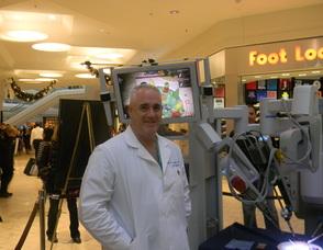 Dr. Michael LaSalle of Saint Barnabas Medical Center