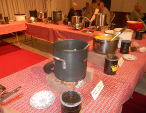 Soups at the event