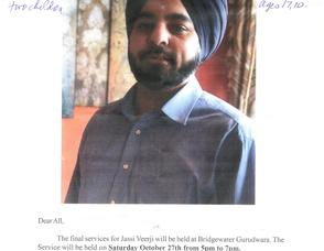 Jassi Singh, 44, Owner of the Begum Palace Restaurant in Madison, photo 1