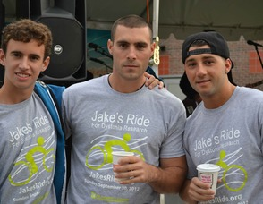 Riding For Hope:  5th Annual Jake's Ride for Dystonia Research Held in Millburn, photo 2