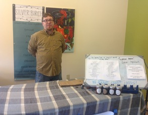 Mark Geanoules of Silver Birch Kitchens sells ready-to-go entrees made from scratch, and local ingredients.