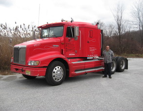 Eddie Wiese, is an owner-operator of Yz Exterprises LLC, who hauls frieght up and down the I-95 corridor, and has had a clean technology (SMART Emissions Reducer) under the hood of his 1997 International since 2009.