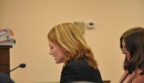 Jessica Caldwell, town planner, speaks more in depth about the ordinances.