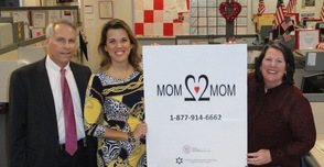 Mom2Mom Is Now Accepting Calls Statewide