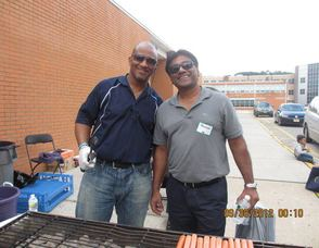 PRC Co-Chairs Jonathan Ridley and Prakash Khaitan