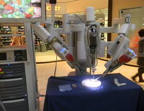 The Da Vinci Robotic Surgical System