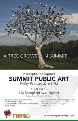 Summit Public Art Announcement, photo 1