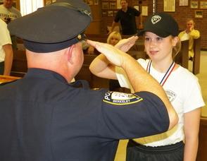 Berkeley Heights Police Cadets